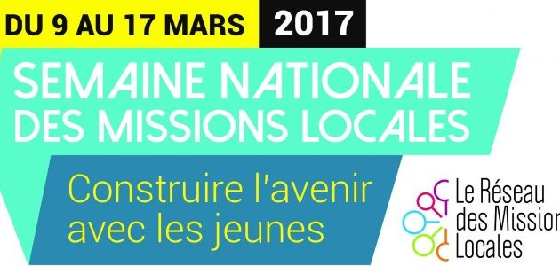 SEMAINE NATIONALE DES MISSIONS LOCALES